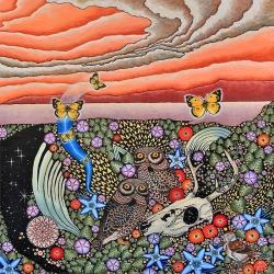 Wild Frontiers - Chris Huang Art