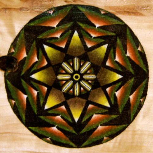 Woven Wood 12